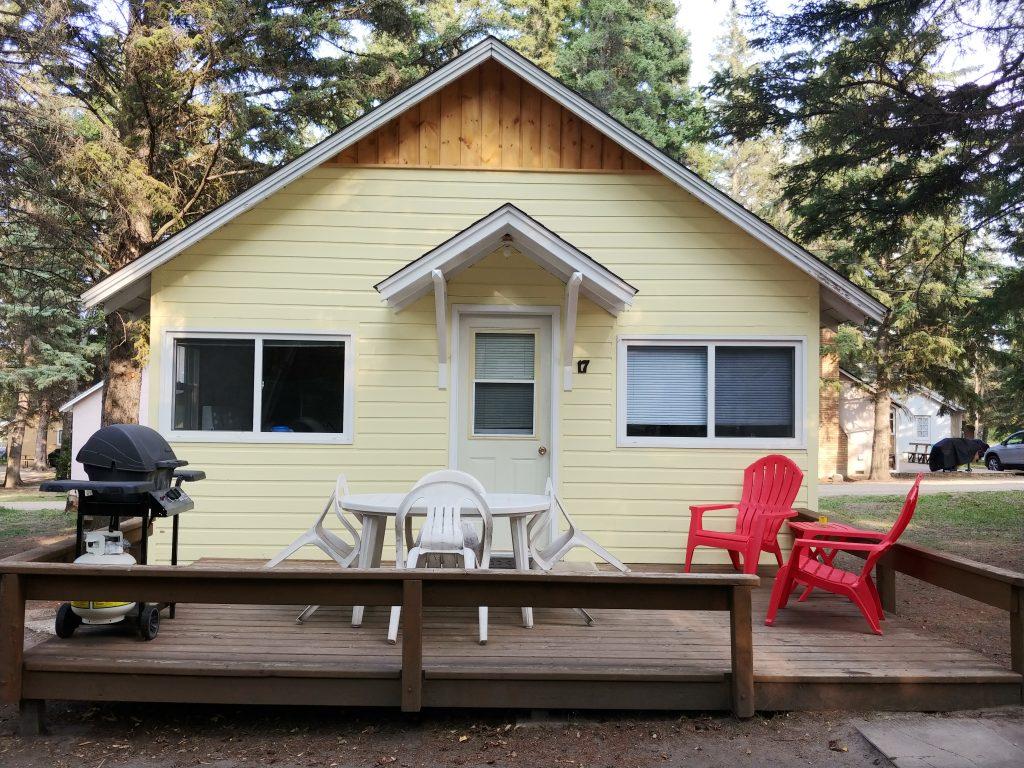 Thunderbird Bungalows - Clear Lake Cabin Rentals